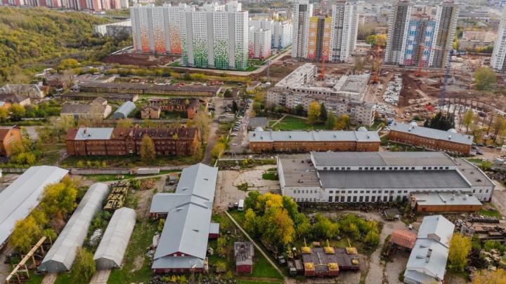 Власти Перми отказались от продления улицы Сибирской