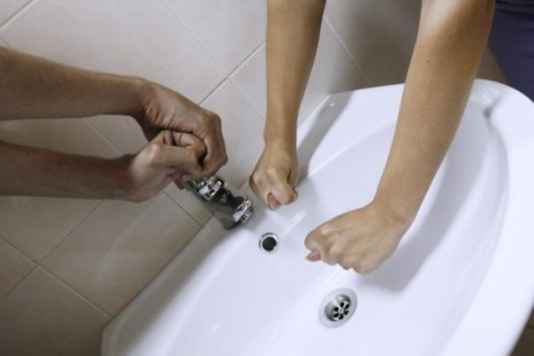 В Кургане произойдёт ещё одно крупное отключение воды из-за аварии на водопроводе