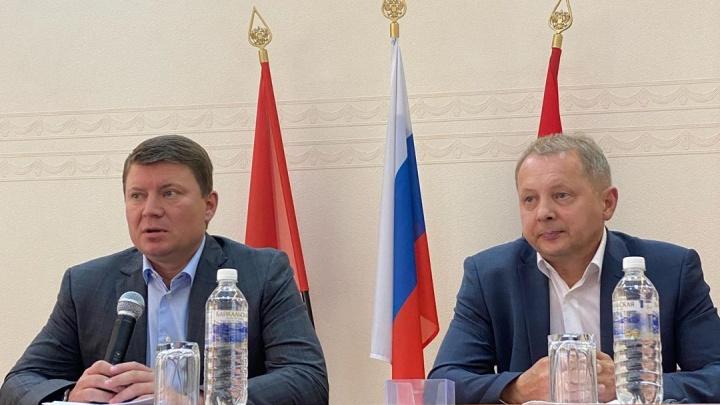 Главой Свердловского района назначен экс-полицейский