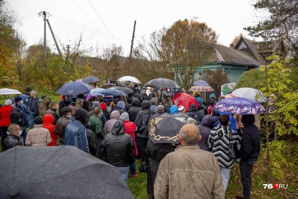 На участие в публичных слушаниях записались более 150 человек