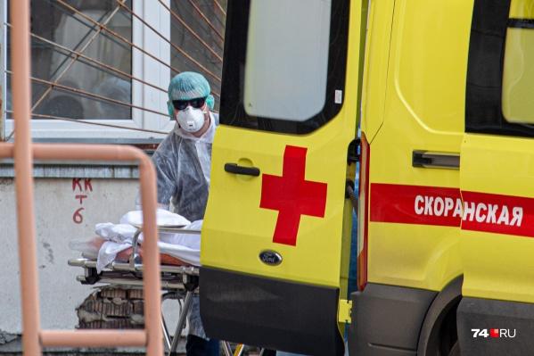 Пермские врачи продолжают заражаться коронавирусной инфекцией