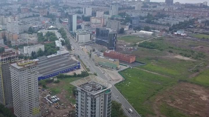 Застройка ГПЗ-4: какой микрорайон разрешили сделать на Московском шоссе