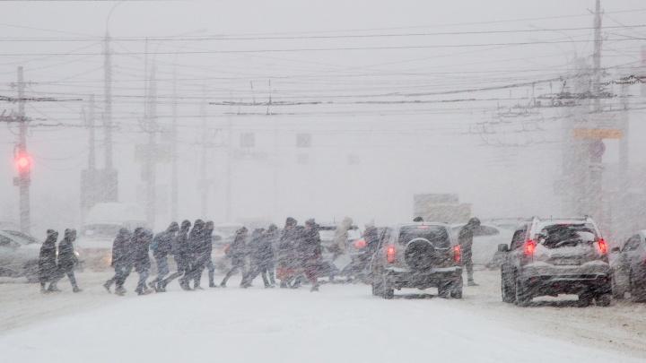 Все прелести сразу: на Волгоградскую область надвигается жуткая непогода