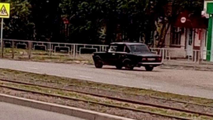 Полиция показала видео с маршрутом грабителей, расстрелявших инкассаторов