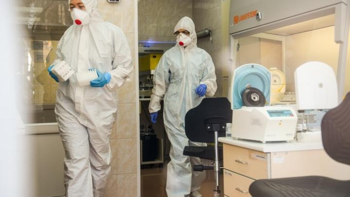 В больнице Ярково врачи заразились коронавирусом: у них не было клинических проявлений болезни