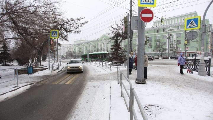 Челябинцы решили судьбу крупного перекрёстка в центре города