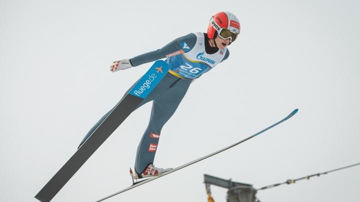Соревнования по прыжкам на лыжах с трамплина в Чайковском отменили из-за угрозы коронавируса