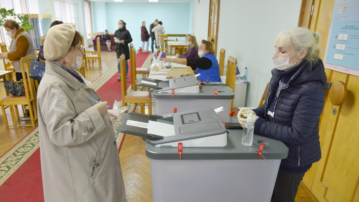 Избирком Архангельской области огласил окончательные итоги выборов губернатора