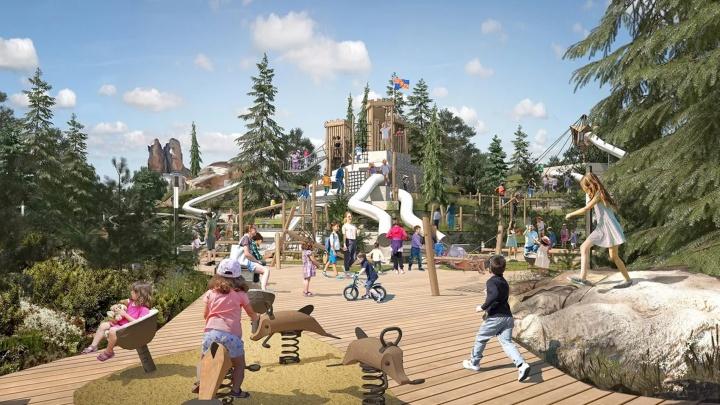 Разработку концепции Центрального парка отдали британским и московским архитекторам