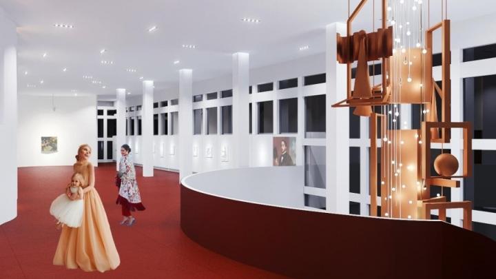 Нижегородский ТЮЗ показал эскизы нового дизайна, жителей приглашают к обсуждению