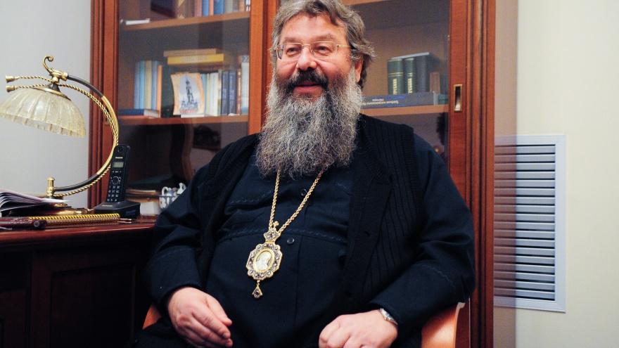 «Вы упиваетесь своим тщеславием»: митрополит Кирилл написал письмо скандальному схимонаху Сергию