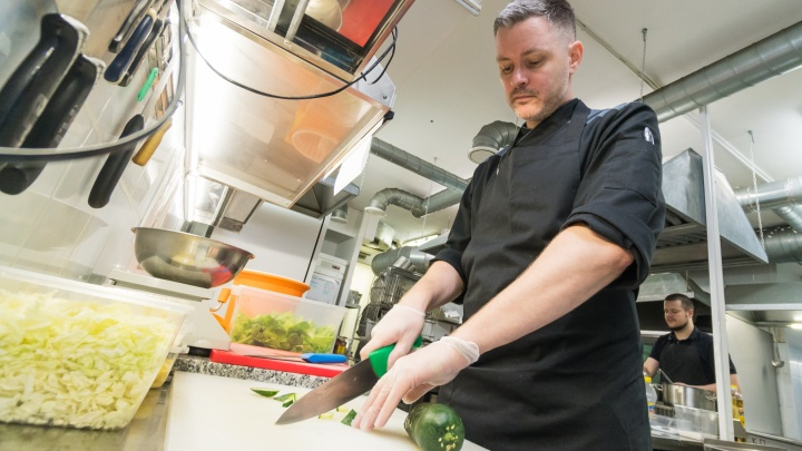 В Перми пройдут кулинарные соревнования и лекции для шеф-поваров