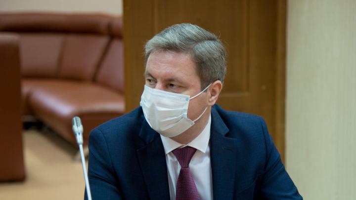 Дмитрий Морев стал исполняющим обязанности главы Архангельска
