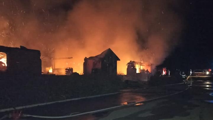 В Ярославской области загорелась детская православная гимназия: эвакуировали 33 ребенка