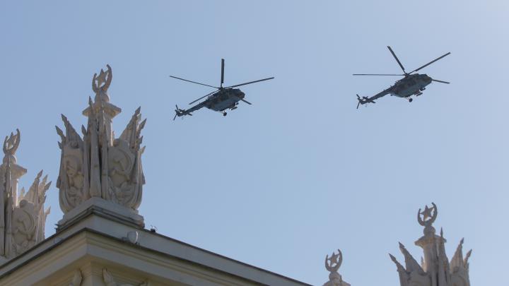 Шпаргалка авиапарада: определяем, какие самолеты и вертолеты пролетят над Волгоградом