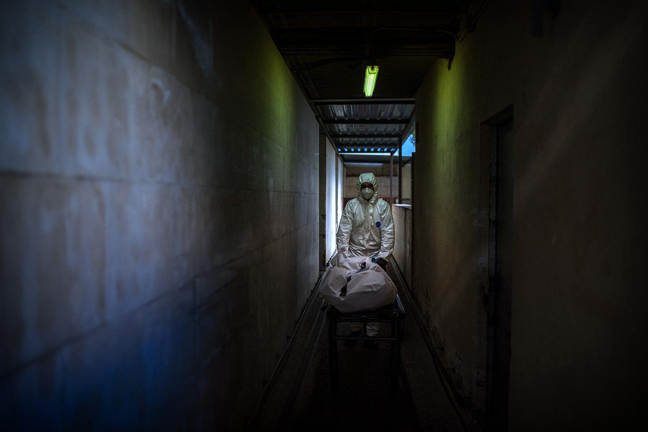 автор фотоEmilio Morenatti / AP/TASS