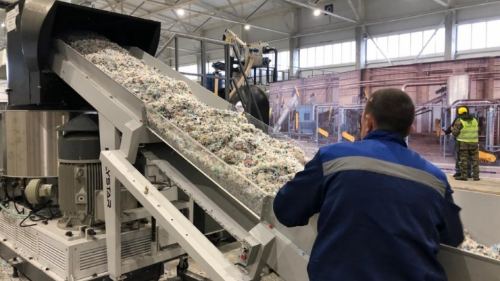 В Курганской области «Чистый город» построит два мусоросортировочных комплекса