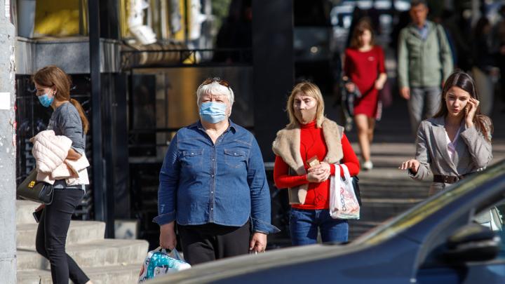 В Ростовской области 311 новых случаев COVID-19: статистика по коронавирусу за сутки