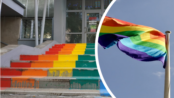 Места в Новосибирске, которые могут смутить главу Союза женщин (она увидела пропаганду ЛГБТ в мороженом «Радуга»)