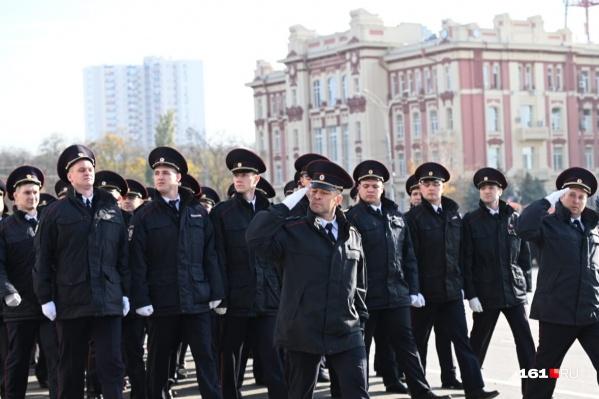 Полицейские в этом году отметят профессиональный праздник не так масштабно, как в прошлом