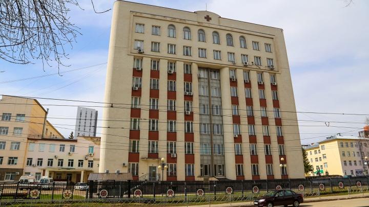 РКБ имени Куватова в Уфе начинает принимать пациентов