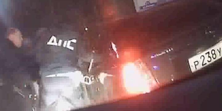 Инспекторы задержали бесправника в Тюмени. Он сел нетрезвым за руль в третий раз