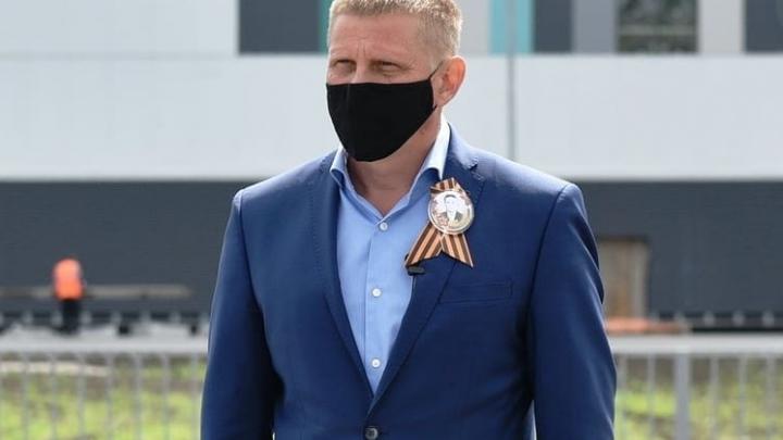 Мэр кузбасского города заболел коронавирусом