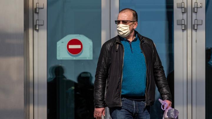 В Красноярском крае за сутки прибавилось 35 человек, заразившихся COVID-19