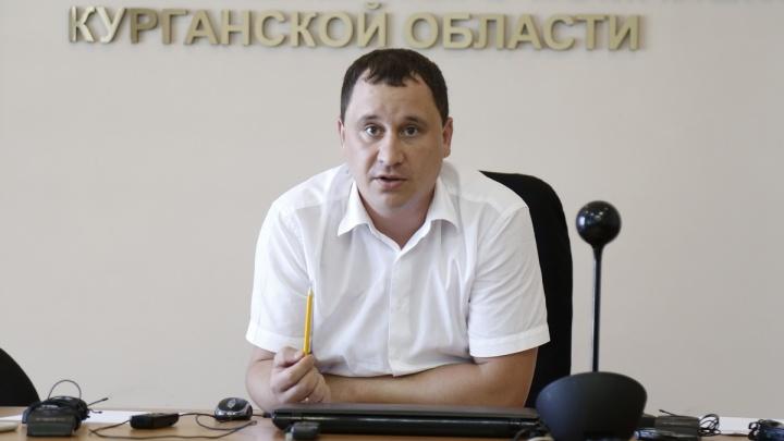 Директор департамента АПК Зауралья ушел в отставку