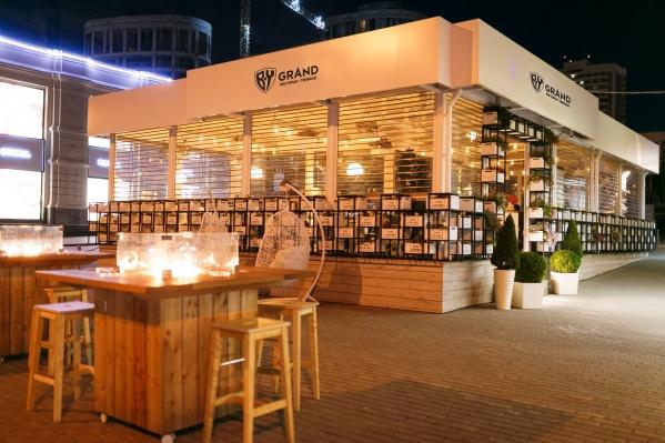 Ресторан откроют на улице Сакко и Ванцетти