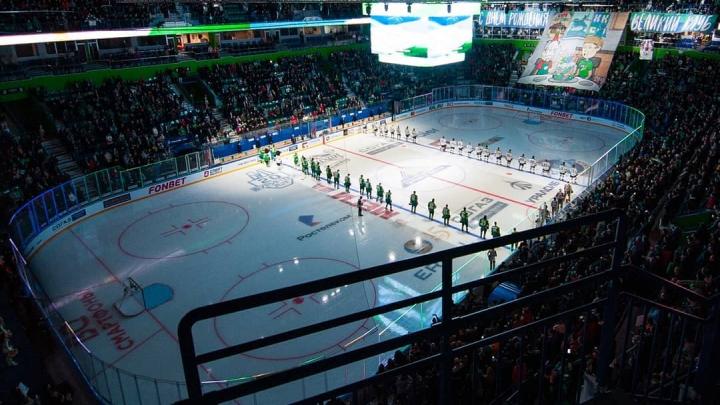 Из-за коронавируса «Салават Юлаев» будет играть с «Ак Барсом» без поддержки болельщиков