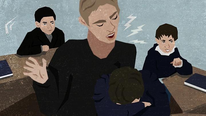 В Челябинске мать школьника заявила, что молодой учитель побил ее сына