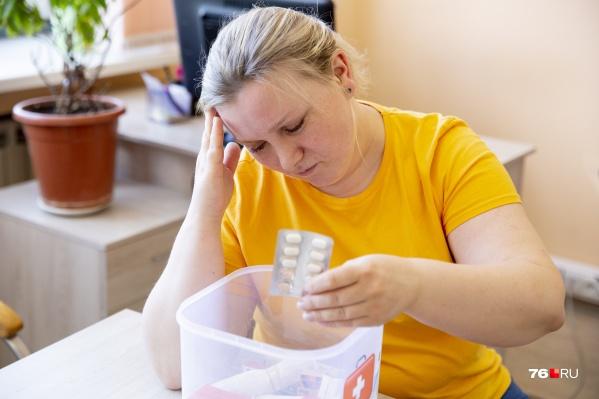 Ярославцы в этом году чаще болели гриппом и реже ОРВИ