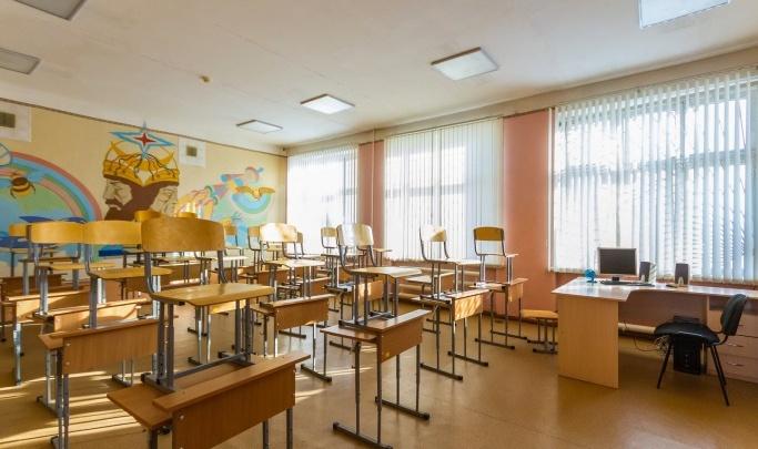 В Зауралье из-за вспышки ОРВИ на карантин вновь закрываются классы в школах