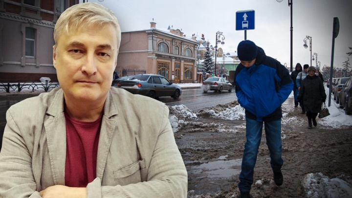 Соль или не соль? Отчего в Тюмени грязь и как нужно убирать улицы. Интервью с промышленным экологом