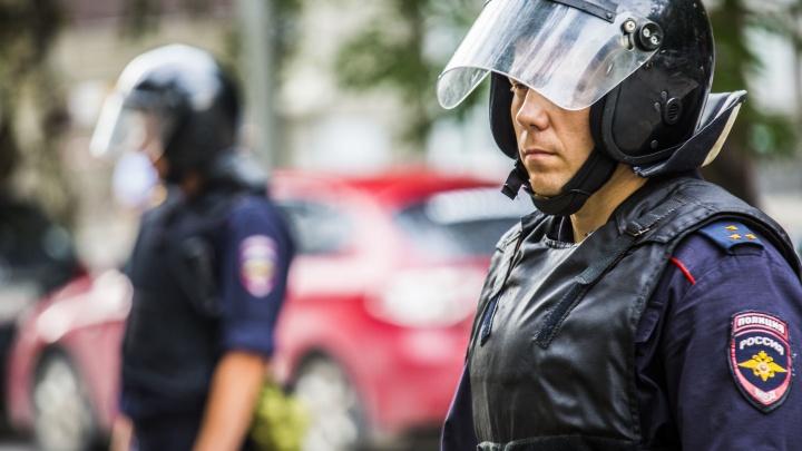 Силовики задержали новосибирца, когда тот пытался продать наркотики