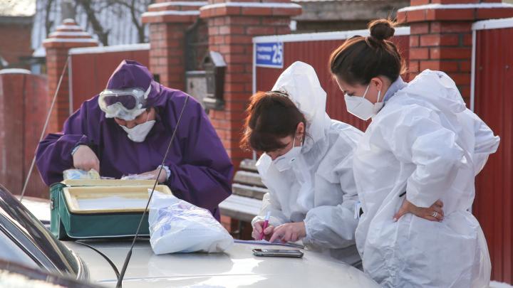 Количество заболевших растет как на дрожжах: в Башкирии число инфицированных COVID-19 бьет рекорды осени