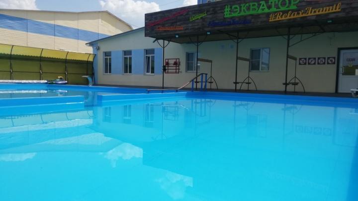 «Заграница больше не нужна»: уральцы нашли место рядом с Екатеринбургом, где можно купаться весь год