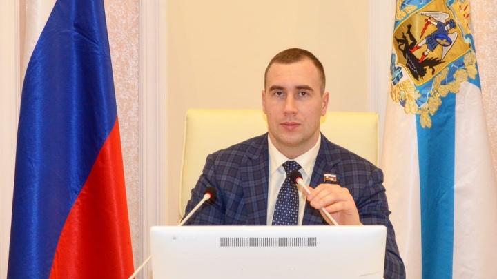 Лидер ЛДПР в Архангельске станет замом губернатора Александра Цыбульского