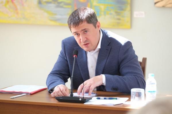 Дмитрий Махонин намерен привлекать пермяков к организации праздника