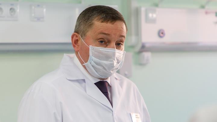 «Бесплатные лекарства — всем волгоградцам»: Бочаров провел совещание по ситуации с ковидом