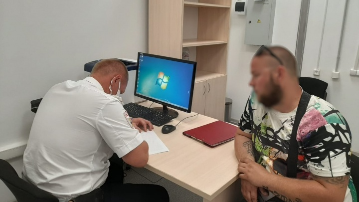 Фанат «Зенита» задержан за бросок петарды во время матча на «Волгоград Арене»