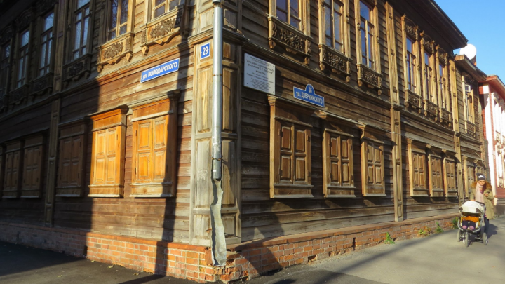 В Тюмени отреставрируют два деревянных дома, признанных объектами культурного наследия
