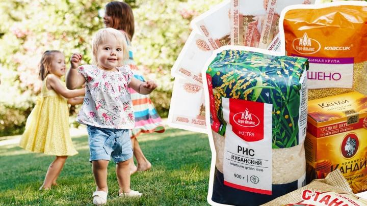 «Одной коробки продуктов маловато»: какую поддержку получит многодетная семья во время пандемии