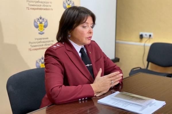 Глава Роспотребнадзора подписала новое постановление