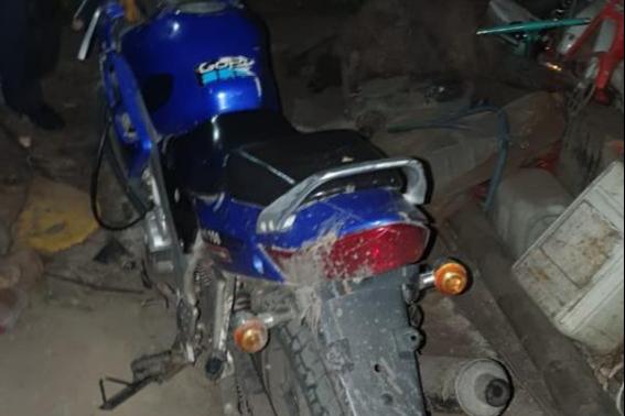 В Зауралье 14-летний мотоциклист сбил малолетнюю девочку и скрылся