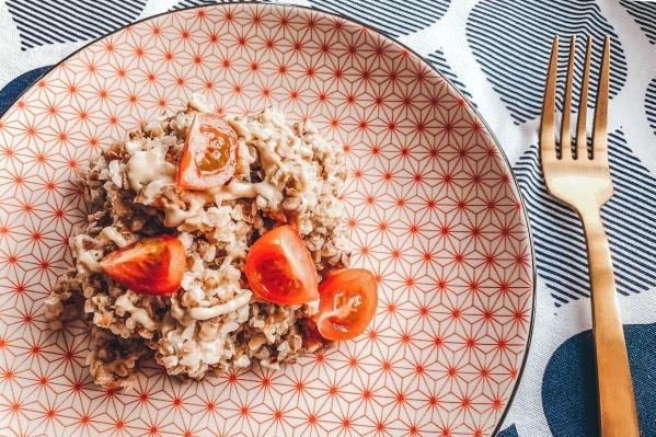 Чаще всего гречка — просто гарнир для блюд