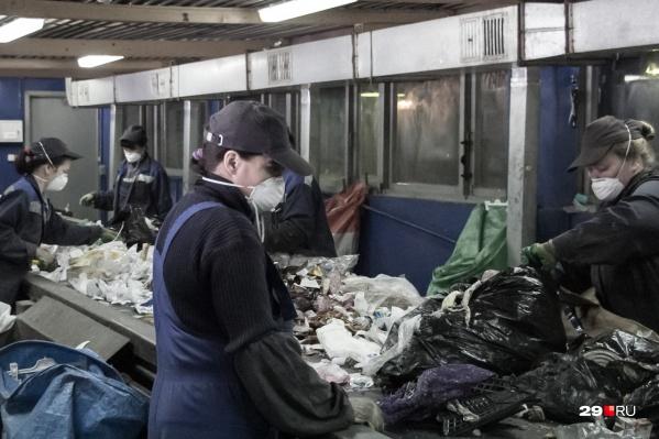 Андрей Терентьев заявил, что Архангельский мусороперерабатывающий комбинат уберёт свои контейнеры из Архангельска и Новодвинска