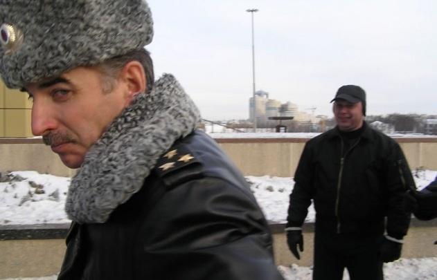 Фотограф, на которого напал теперь уже бывший начальник областной ГИБДД, отсудил у России 9 тысяч евро