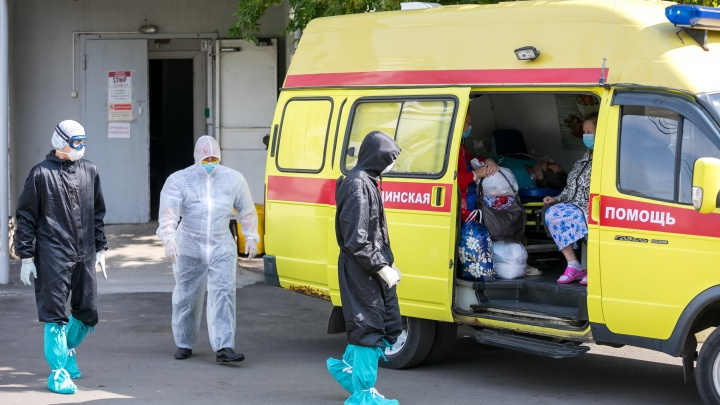 В крае ещё 101 заболевший ковидом плюс 26 человек в Железногорске